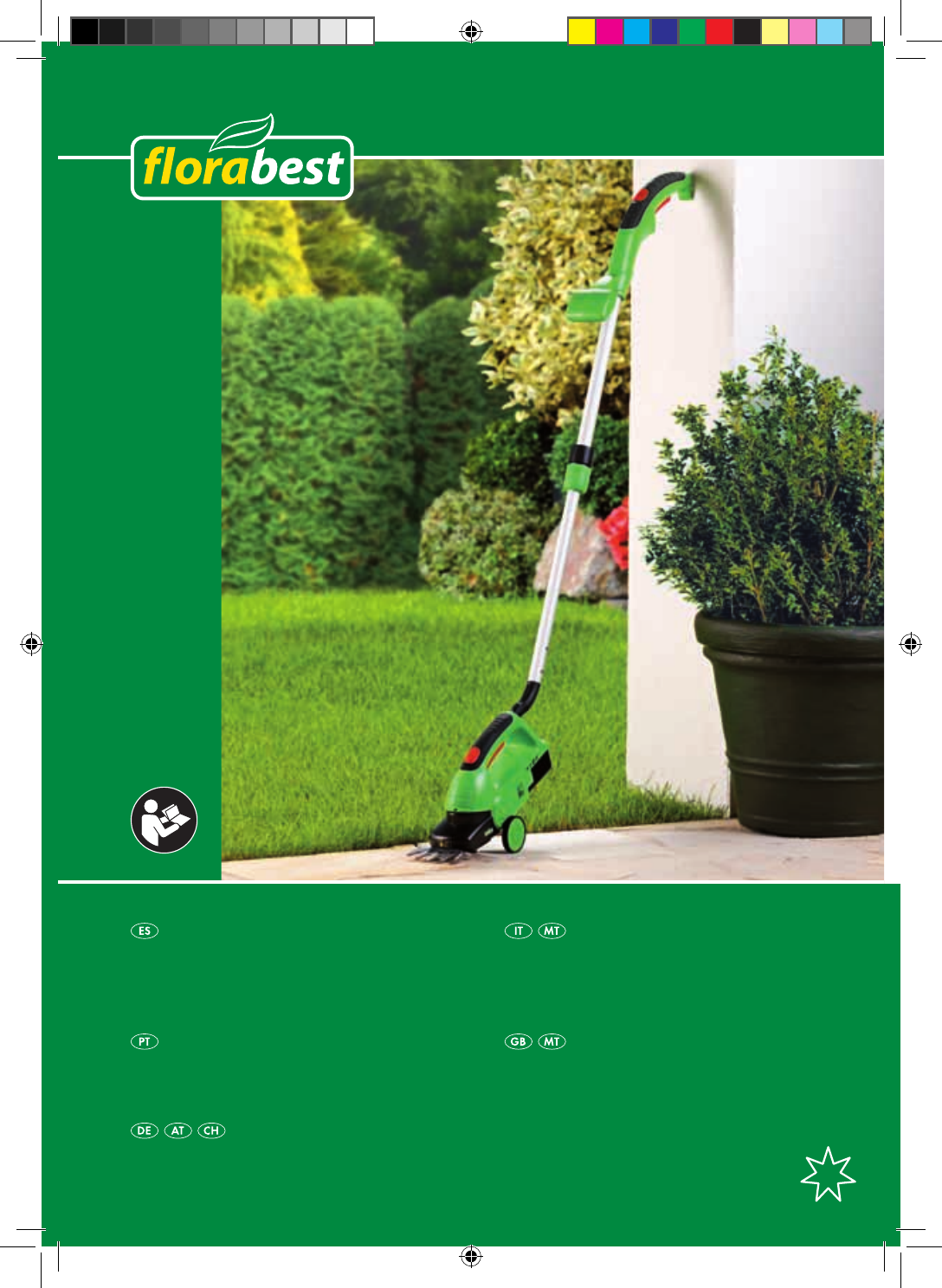 florabest fgs 10 a1 user manual 78 pages rh manualsdir com Manual Lawn Core Aerator Manual Push Aerator