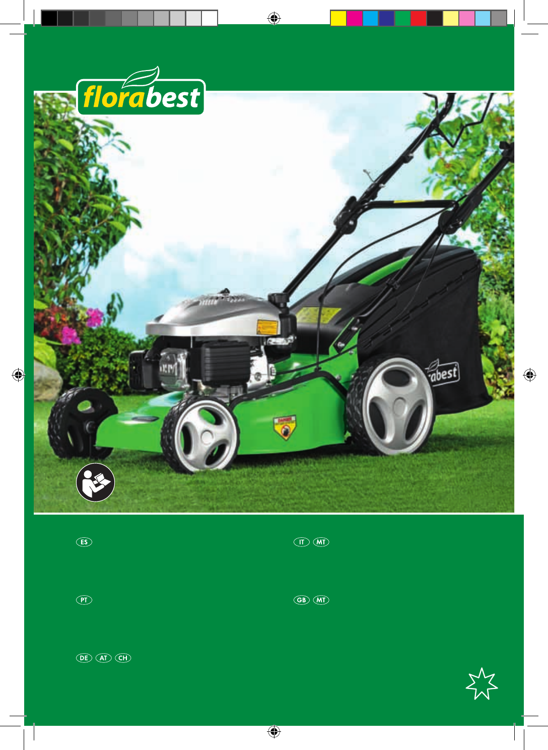 florabest fbm 135 a1 user manual 100 pages rh manualsdir com Manual Lawn Core Aerator Manual Aerator Home Depot