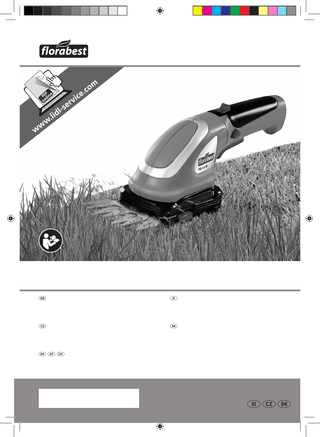 florabest fgs 3 6 a1 user manual 92 pages also for fgs 72 a1
