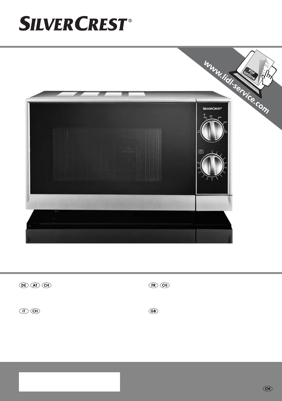 Silvercrest Microwave Manual