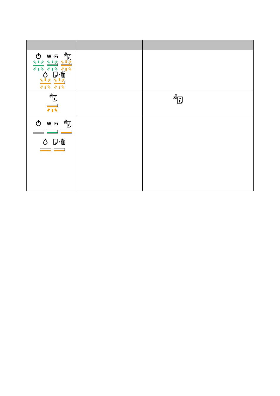 Checking the printer status - windows | Epson L805 User