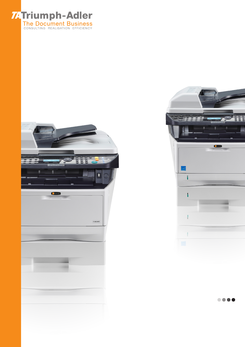 TA Triumph-Adler P-3020 MFP User Manual   481 pages   Also for: P
