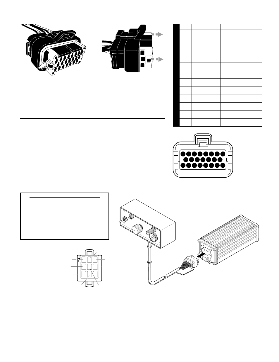 Fig. 7, Fig. 8, Lighting control | Whelen WPA1 User Manual | Page 5 / 6Manuals Directory