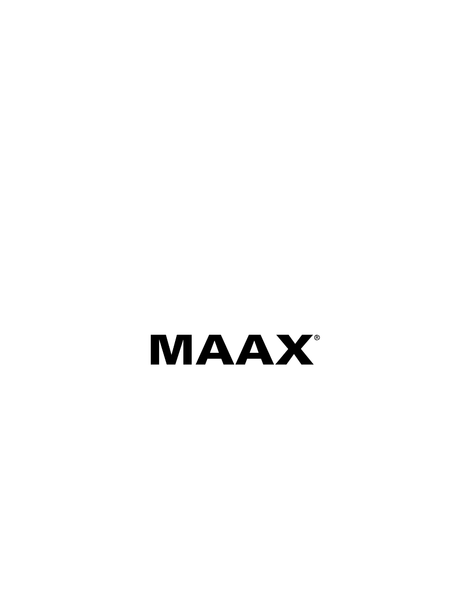 MAAX 59 PANAMA User Manual | Page 12 / 12 | Also for: 73 MARGARITA ...