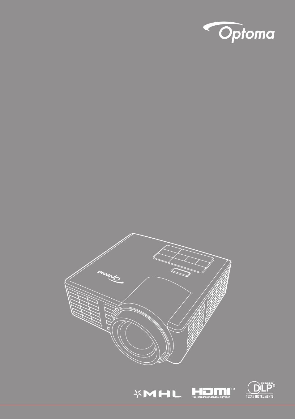 optoma ml750st user manual 57 pages rh manualsdir com user manual optoma projector user manual led projector
