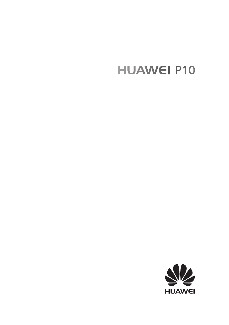 Huawei P10 User Manual | 158 pages | Also for: P10 Plus