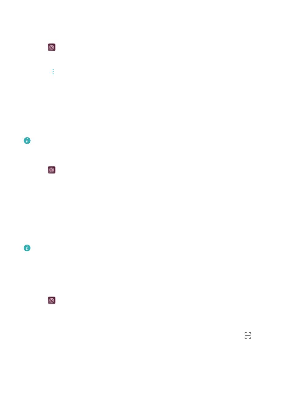 QR SCANNER HUAWEI - Les meilleures applications code QR sur