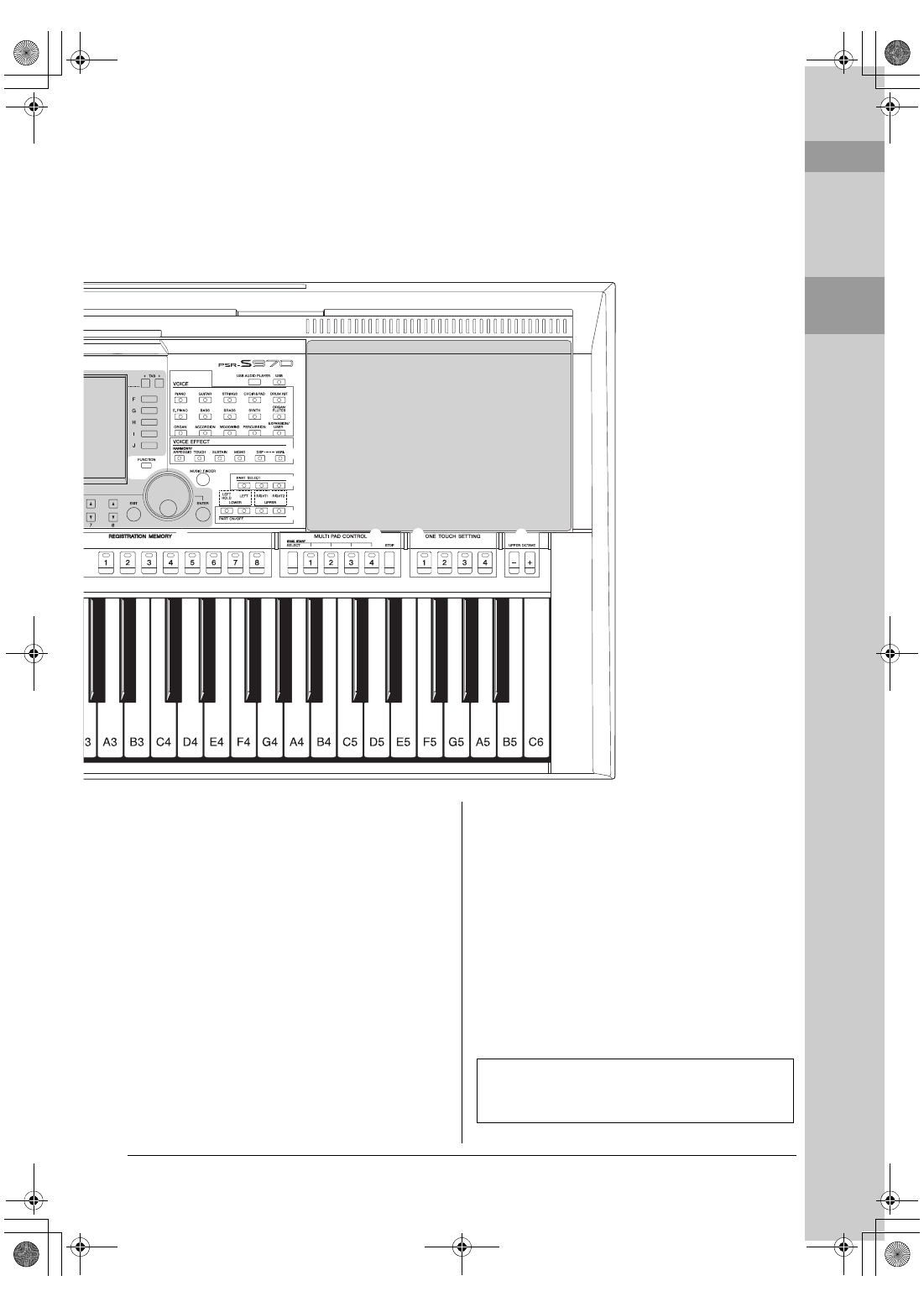 Yamaha Psr S770 User Manual Page 13 118 Also For S970 Background Image Owners