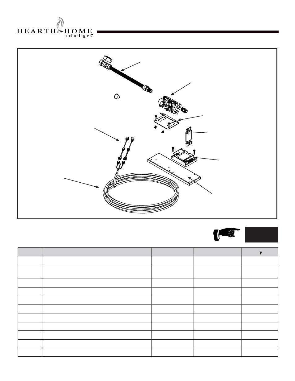 Husqvarna 61 Chainsaw 1997 Parts Diagram Page 2
