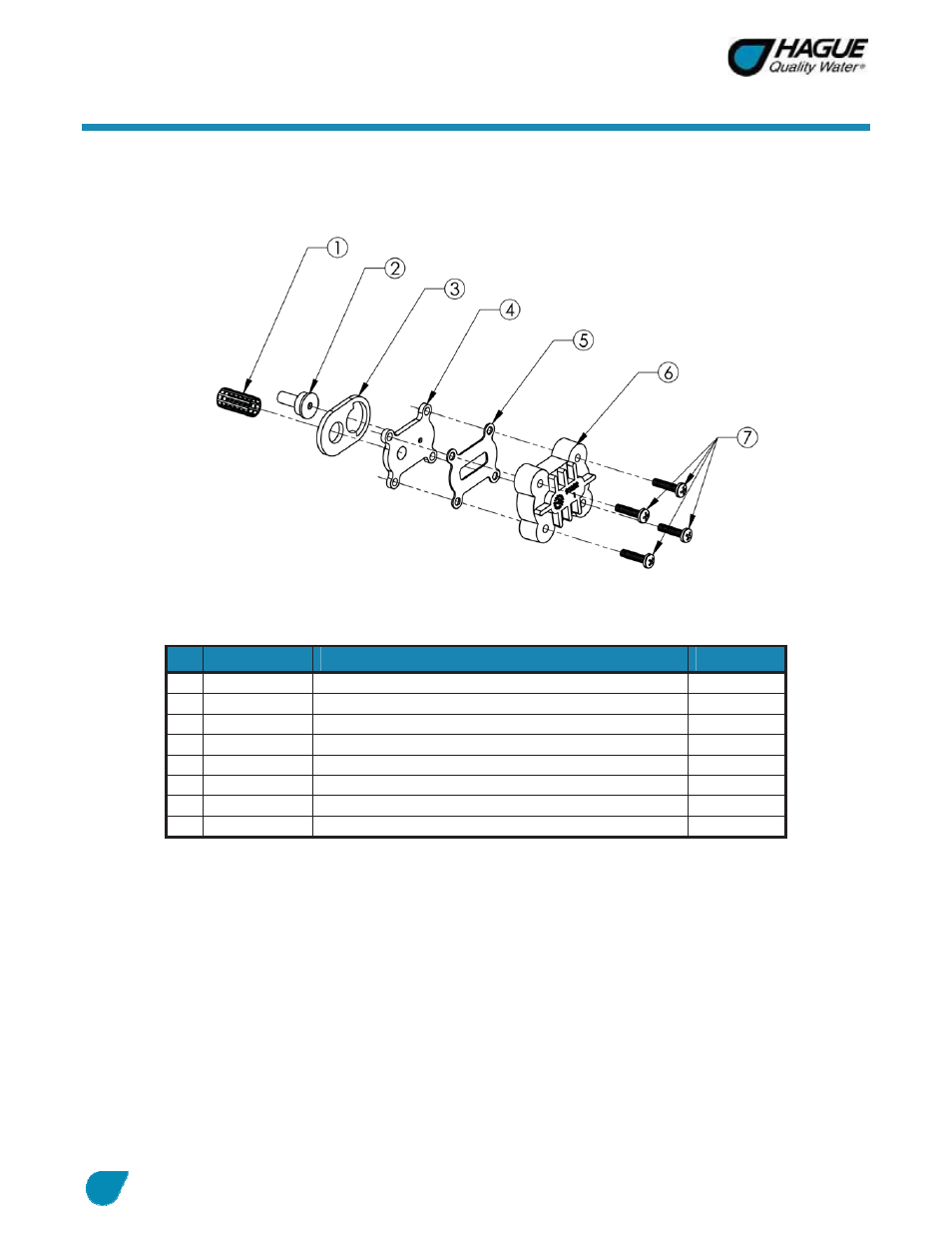 Assembly And Parts Cont Injector Assembly Manual Guide