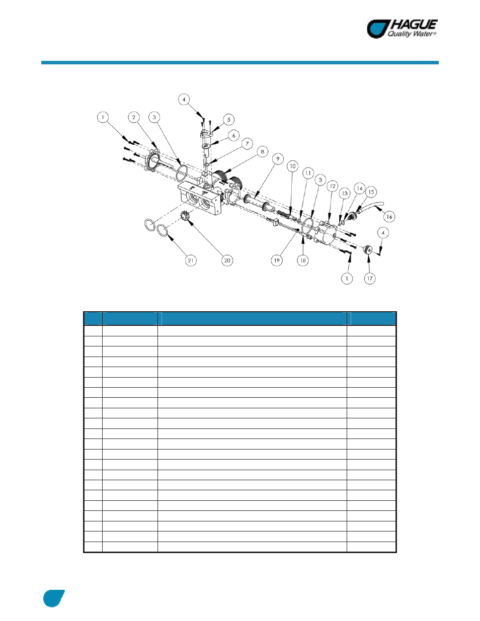 Assembly And Parts Cont Bypass Assembly Manual Guide