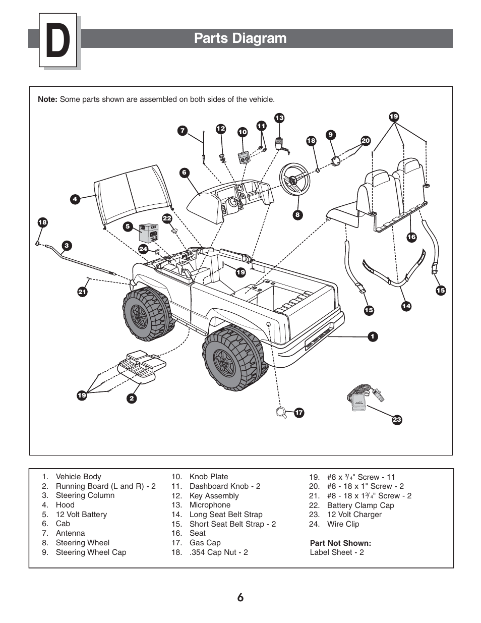 parts diagram fisher price power wheels by fisher price. Black Bedroom Furniture Sets. Home Design Ideas