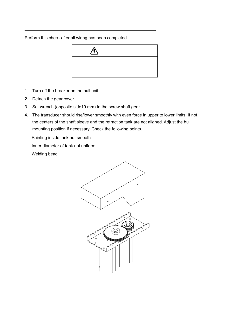 Caution Furuno Searchlight Ch 250 User Manual Page 30 79 Search Light Wiring Diagram