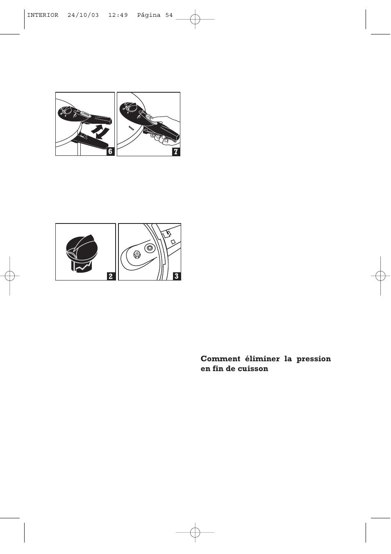 baccarat pressure cooker user manual