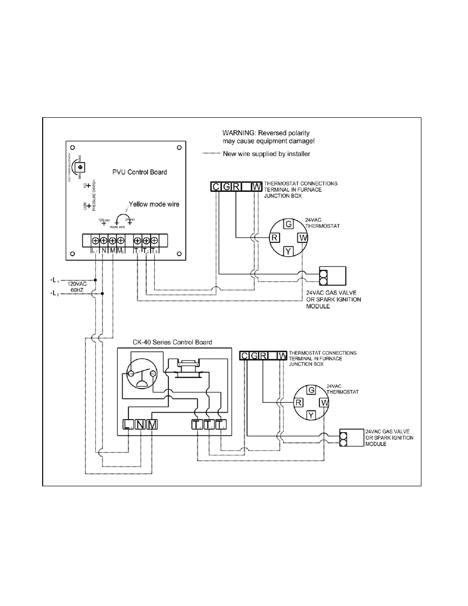 field controls power venter system pvu-300 user manual | page 12 / 16  manuals directory