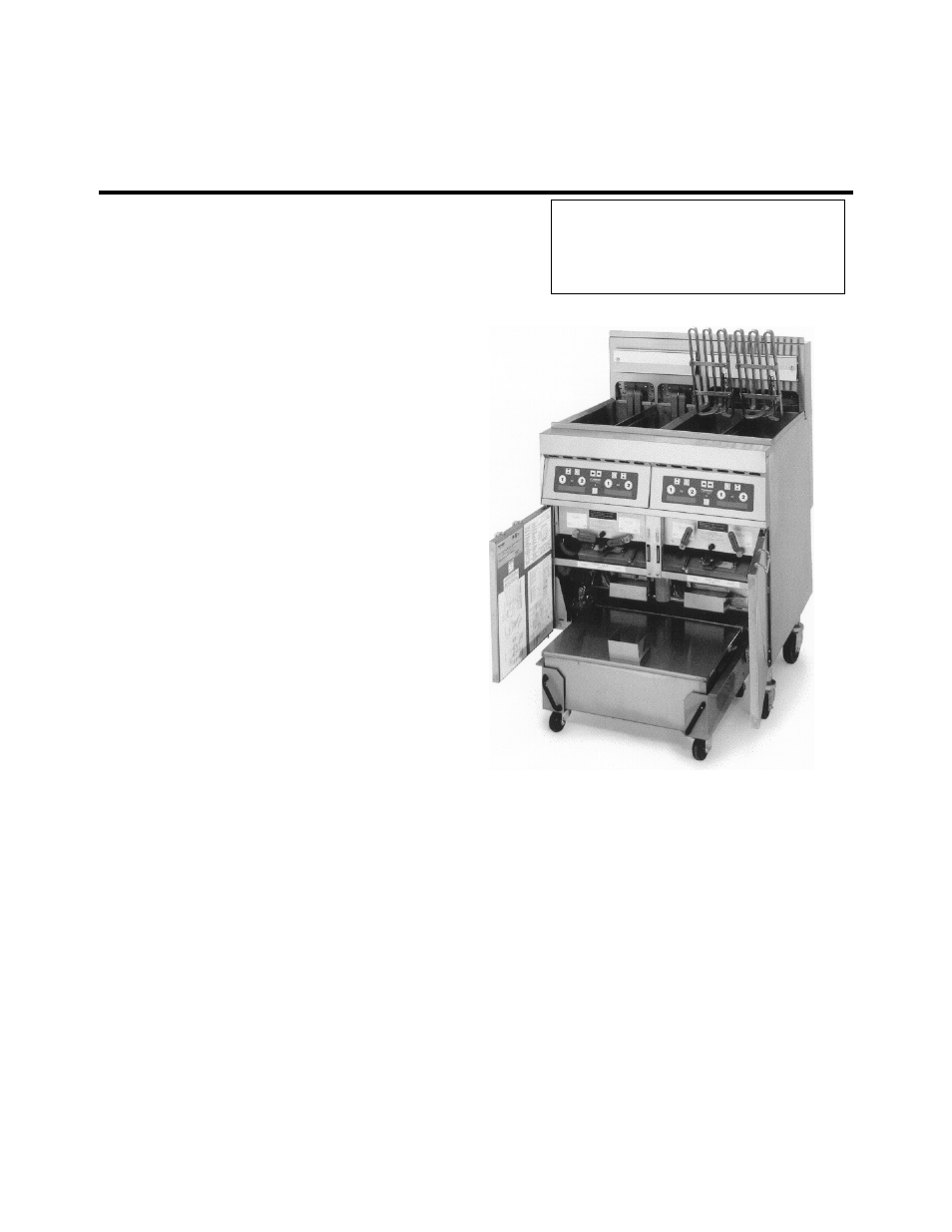 Frymaster H14 Parts Manual Good Owner Guide Website Imperial Fryer Wiring Diagram Series User 110 Pages Rh Manualsdir Com