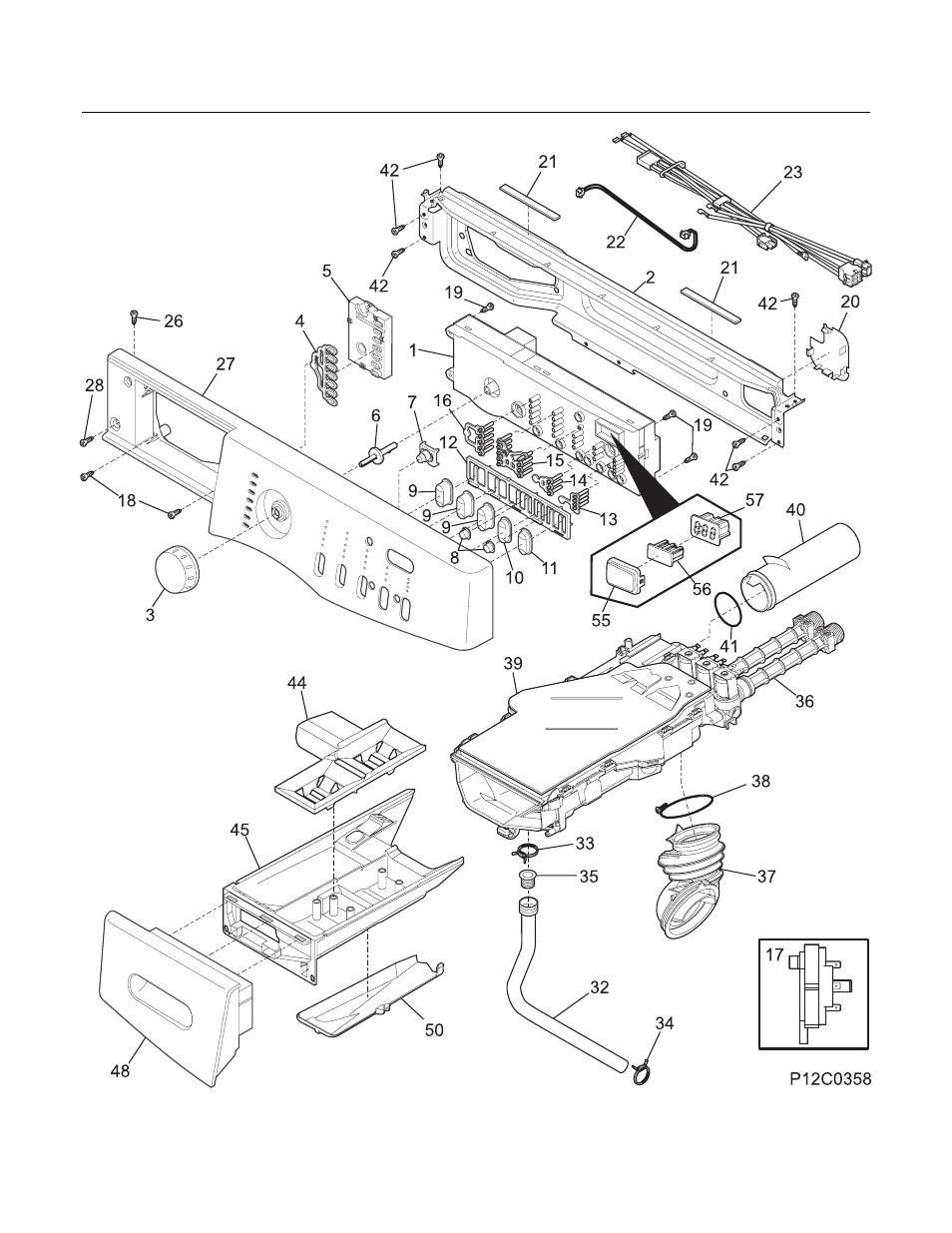 frigidaire ltf6000es0 user manual