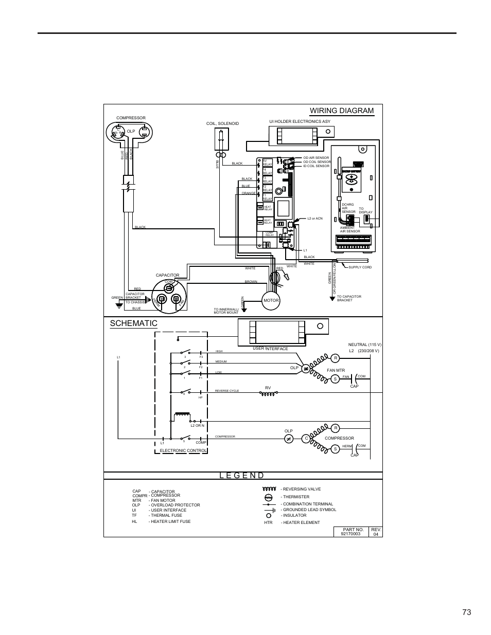 Schematic     Wiring       diagram      Friedrich KUHL R410A User