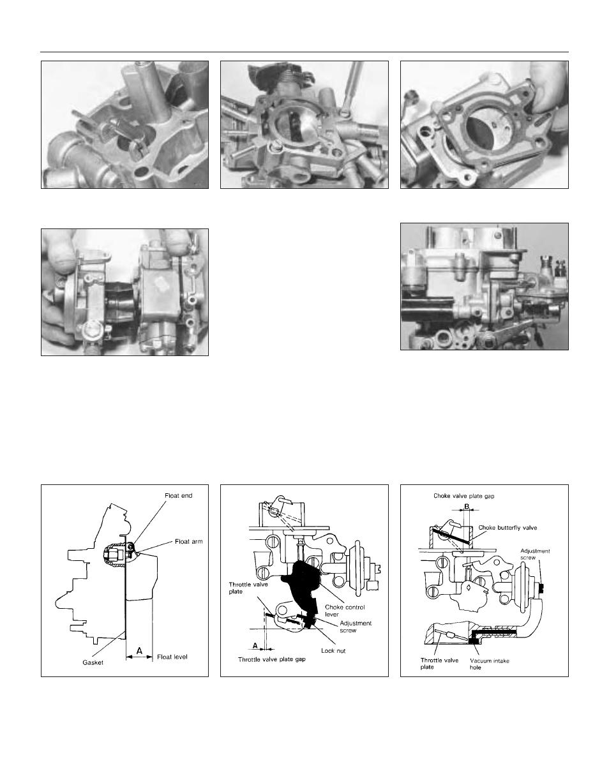 Carburettor (weber 30/32 dmte) - general | FIAT Uno 45 User