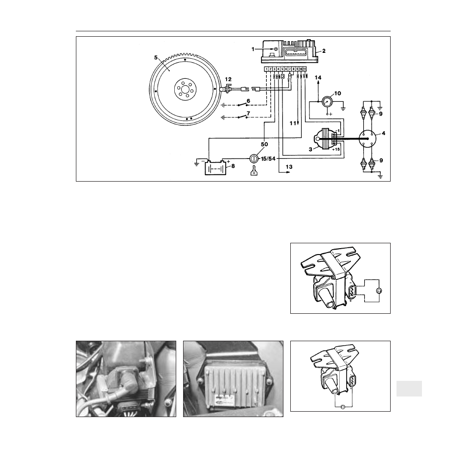 Fiat Uno 45 User Manual Page 216 303 Also For 55 60 Coil Wiring 70 11 14 903cc 999cc 1116cc 1299cc 1301