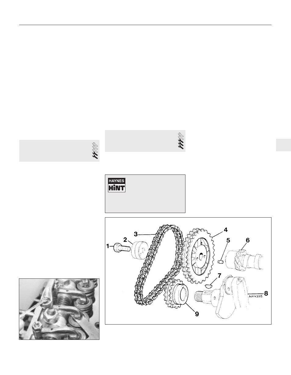 Part 2: 903 cc engine | FIAT Uno 45 User Manual | Page 23 /