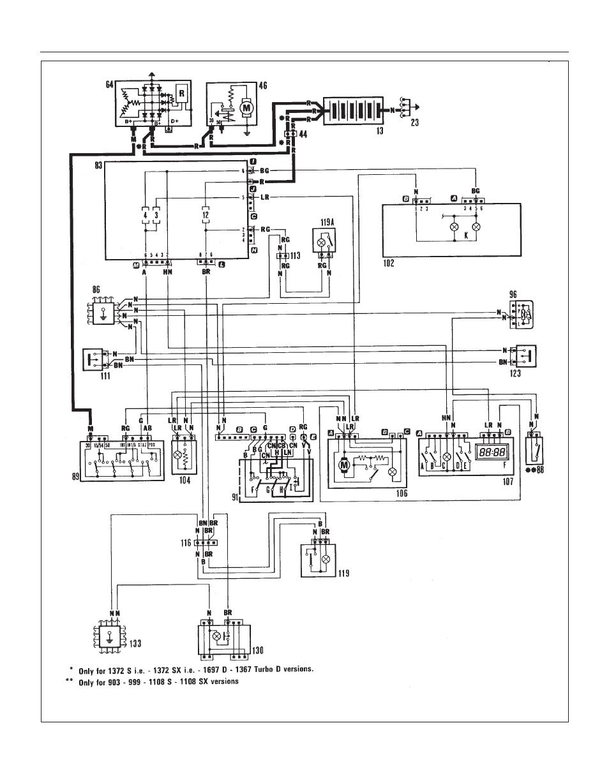 wrg 4671] fiat uno turbo wiring diagram Fiat Uno Timing