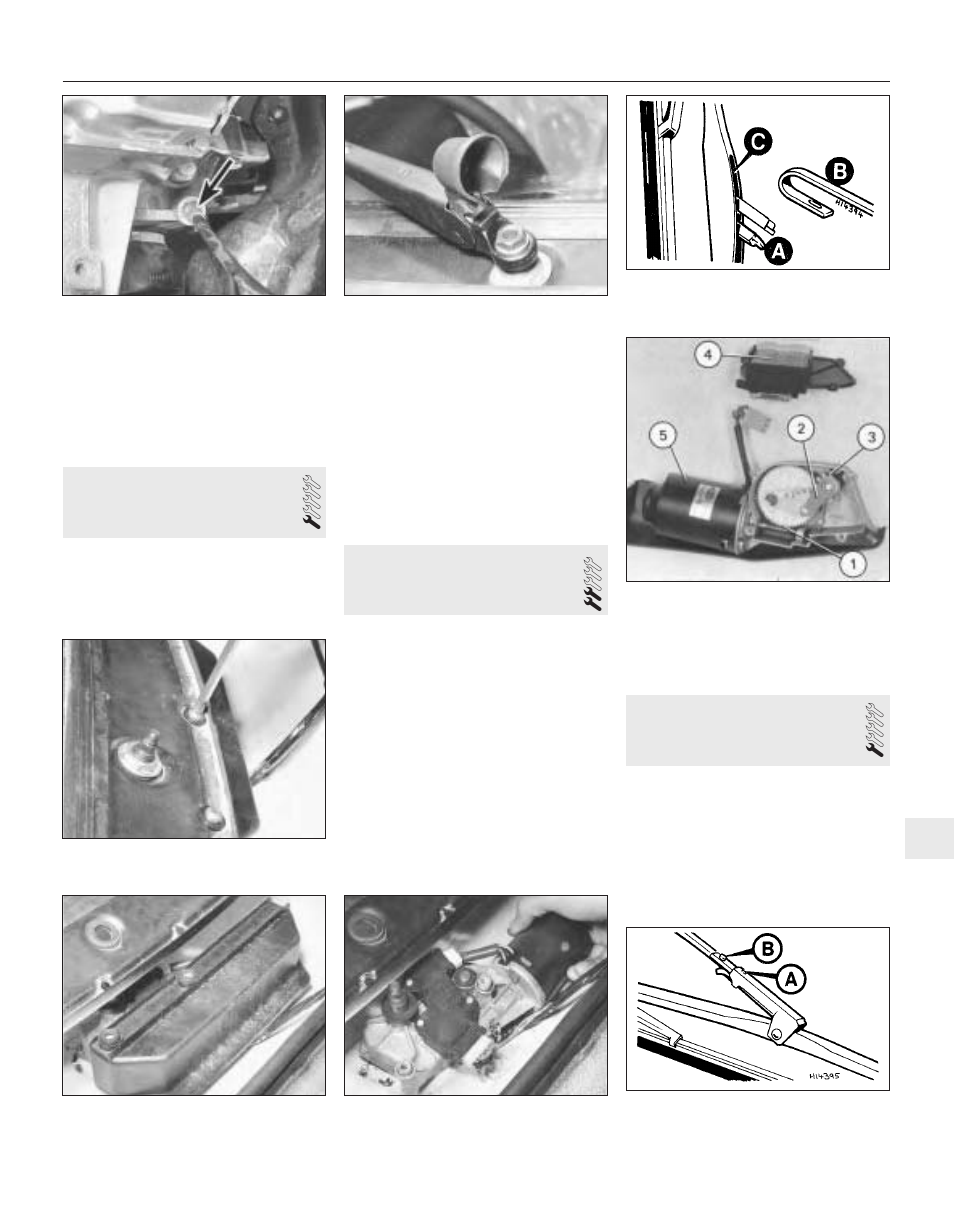 FIAT Uno 45 User Manual | Page 98 / 303
