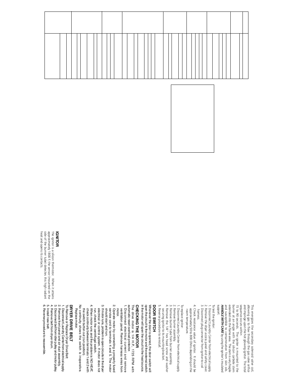 FRIGIDAIRE 134969500B(0810) User Manual | 4 pages | Also for: GLGH164FS