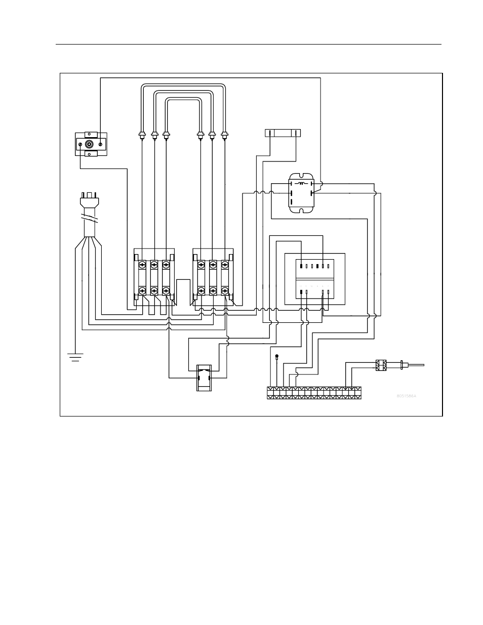 3 wiring diagram 3-phase wye | Frymaster Dean SR114E User ... on
