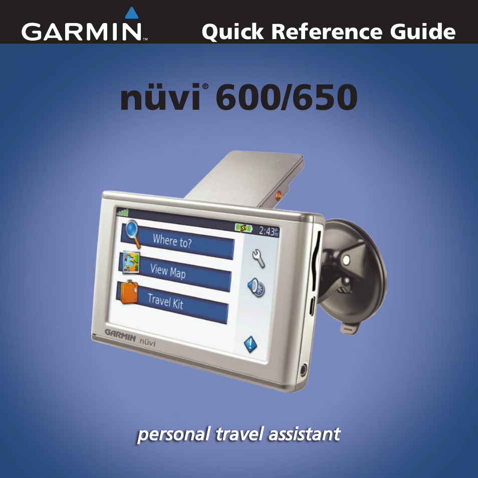 garmin nuvi 650 user manual 8 pages also for nuvi 600 rh manualsdir com garmin 650t user manual garmin gtn 650 user manual