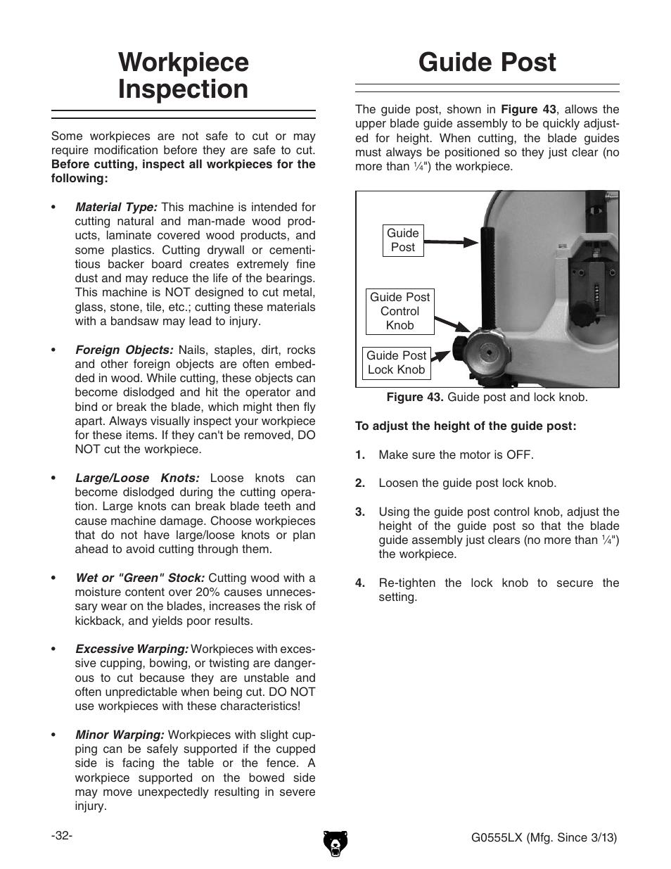 The Inspectors Blog Manual Guide