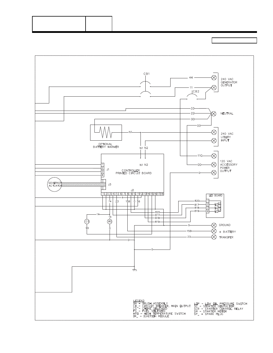 Group g, Schematic, 17 kw home standby part 7, Page 179 | Schematic