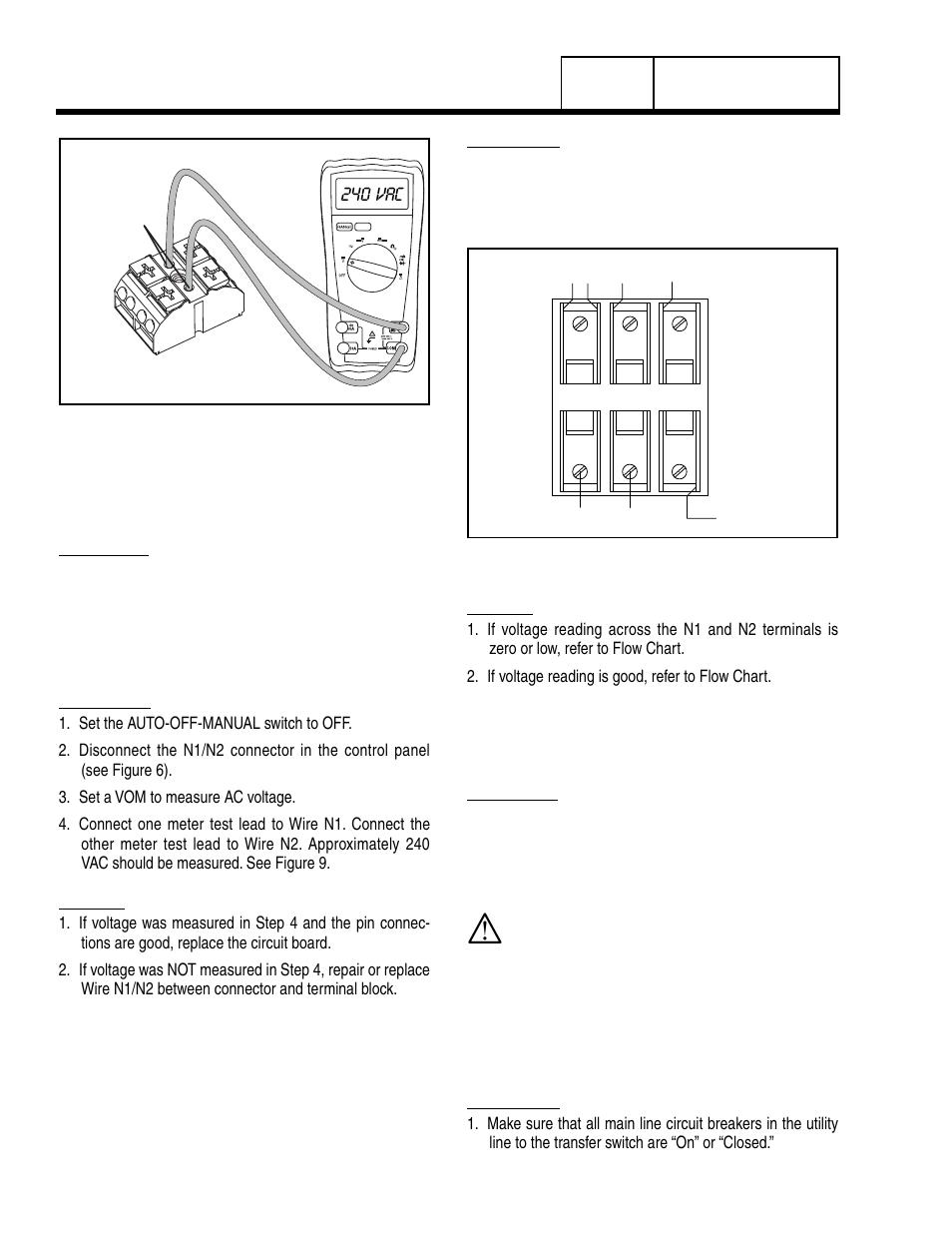 test 38 check utility sense voltage test 39 check voltage rh manualsdir com Manual Testing Resume Sample Software Testing