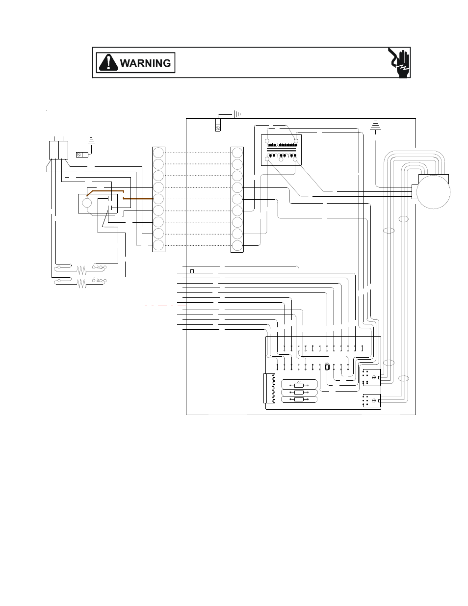 Accessories Wiring Diagrams Hkr Heat Kit Goodman Mfg Rt6100004r13 Diagram For User Manual Page 67 69