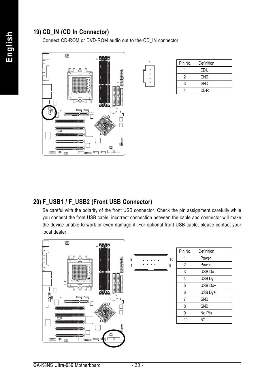 Cdl Audio Manual Nc Gm Lan Non Bose Wiring Diagram Productmanualguidecom Screenshot Image Array English 19 Cd In Connector 20 F Usb1 Usb2 Front Usb