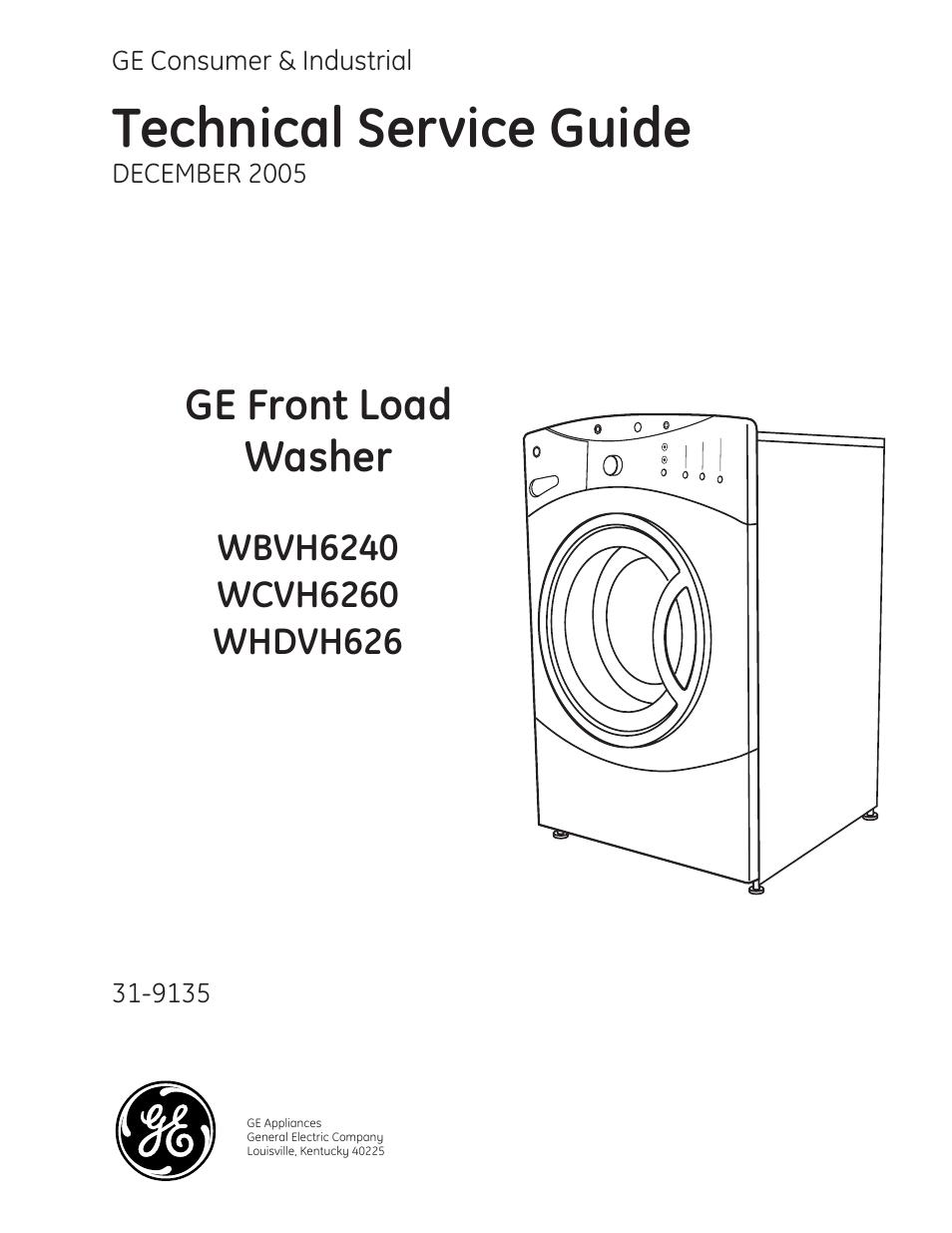 ge wbvh6240 user manual 61 pages rh manualsdir com ge technical service guide for active damper ge technical service guide top load washer