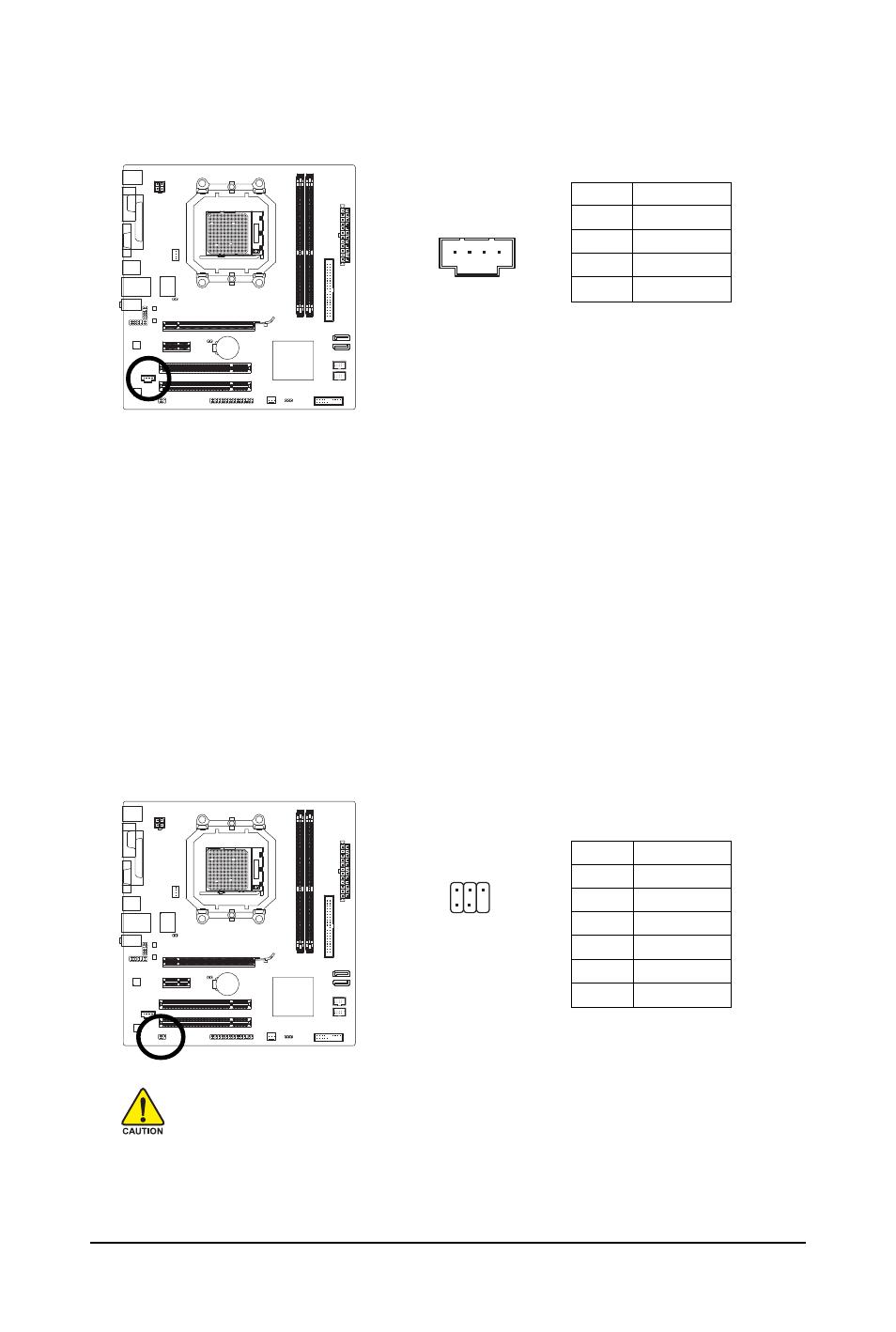 14 spdif io s pdif out header 13 cd in cd in connector rh manualsdir com Operators Manual Operators Manual