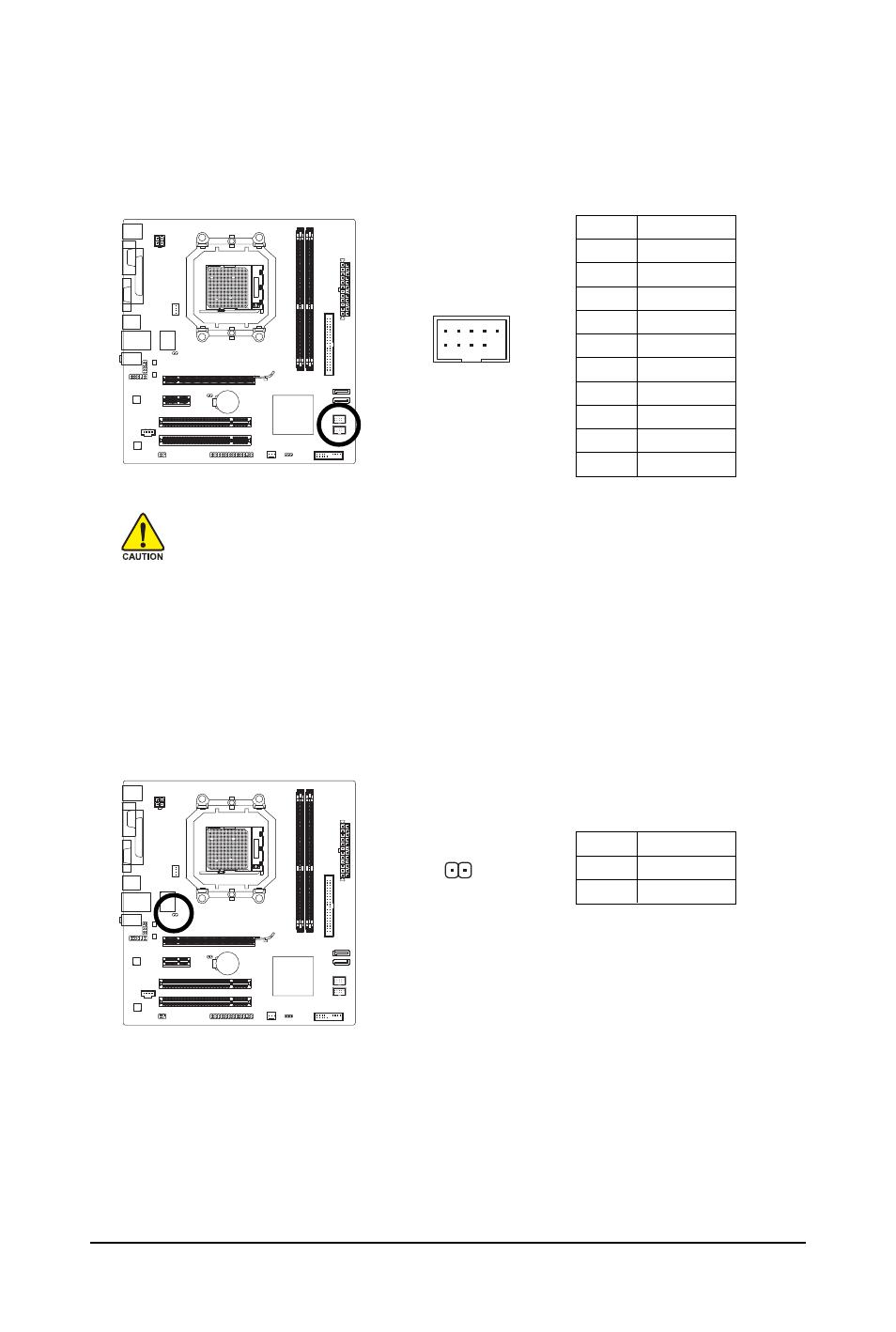 16 ci chassis intrusion header 15 f usb1 f usb2 usb headers rh manualsdir com Service Manuals Repair Manuals