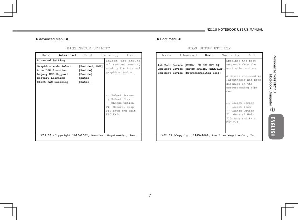 GIGABYTE N211U User Manual | Page 23 / 41