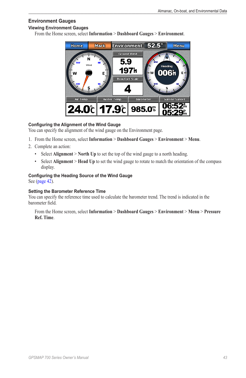 Garmin GPSMAP 740s User Manual | Page 47 / 100 | Also for
