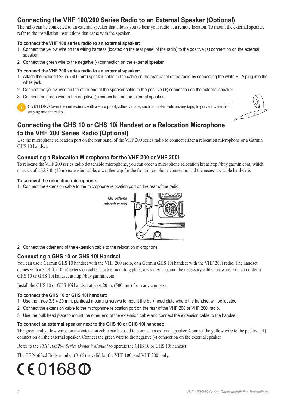 Garmin nuvi instruction manual 1490t.