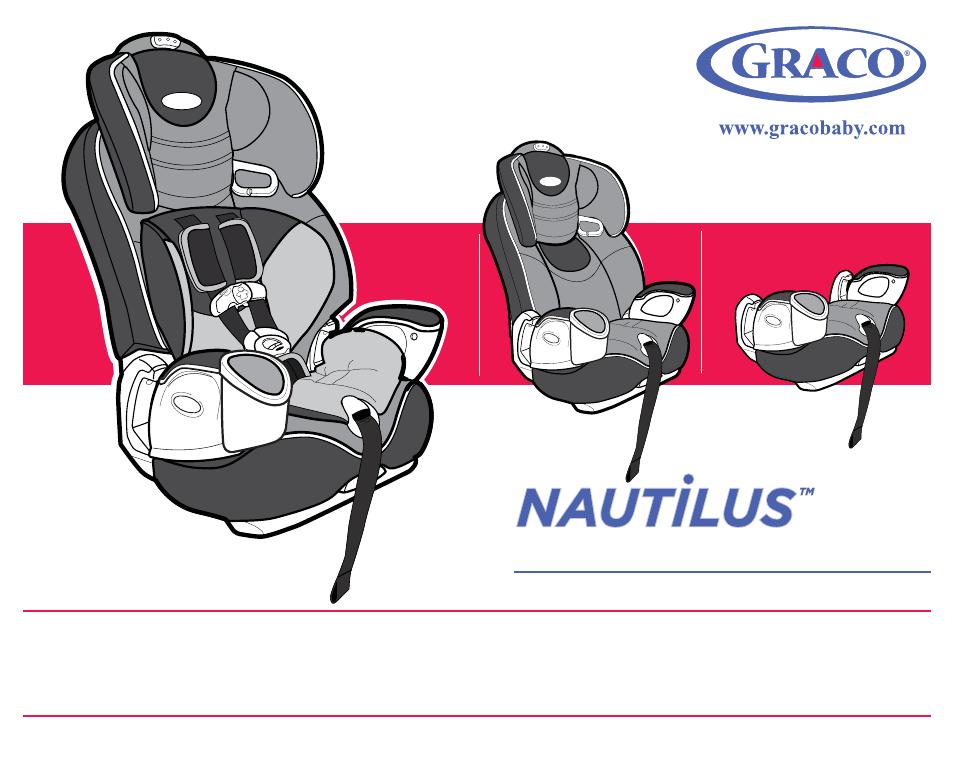 ispc125ba, lea este manual | graco nautilus 1753283 user manual