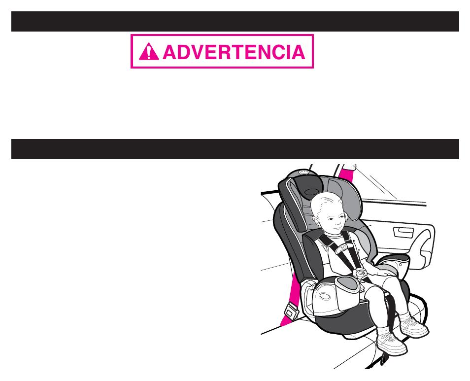 advertencia graco nautilus 1753283 user manual page 79 128 rh manualsdir com graco nautilus 80 elite owners manual graco nautilus 65 instruction manual