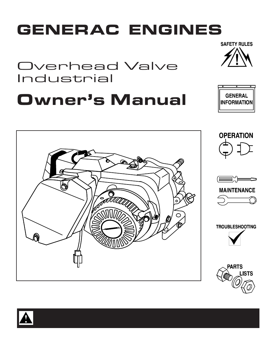Generac Gn - 360 User Manual | 24 pages | Also for: GN - 320