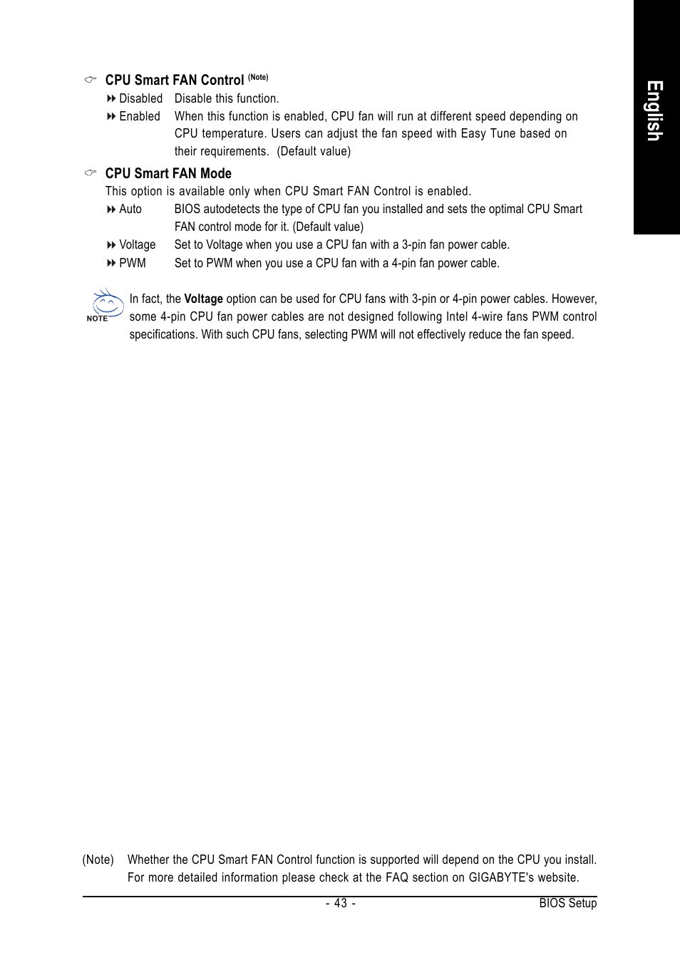 English | GIGABYTE GA-8I915MD-GV User Manual | Page 43 / 80