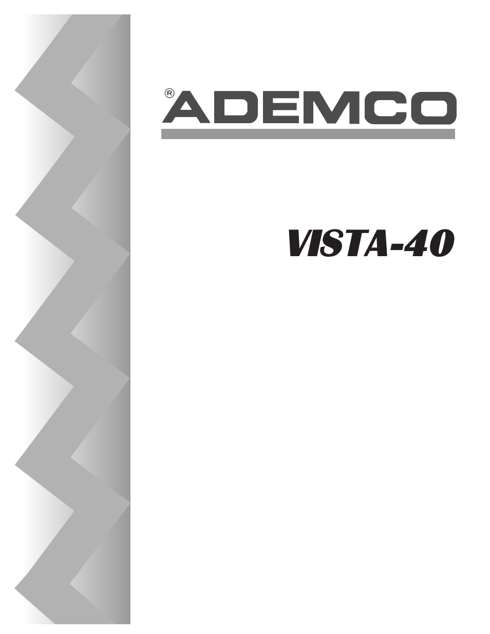 guardian technologies ademco vista 40 user manual 122 pages also rh manualsdir com Ademco Vista 40 User Guide vista 20 user manual