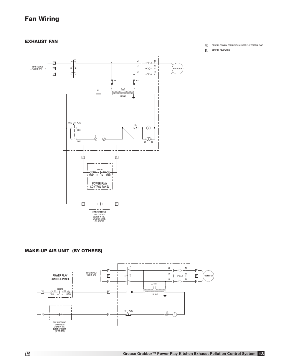 Hand Off Auto Switch Diagram