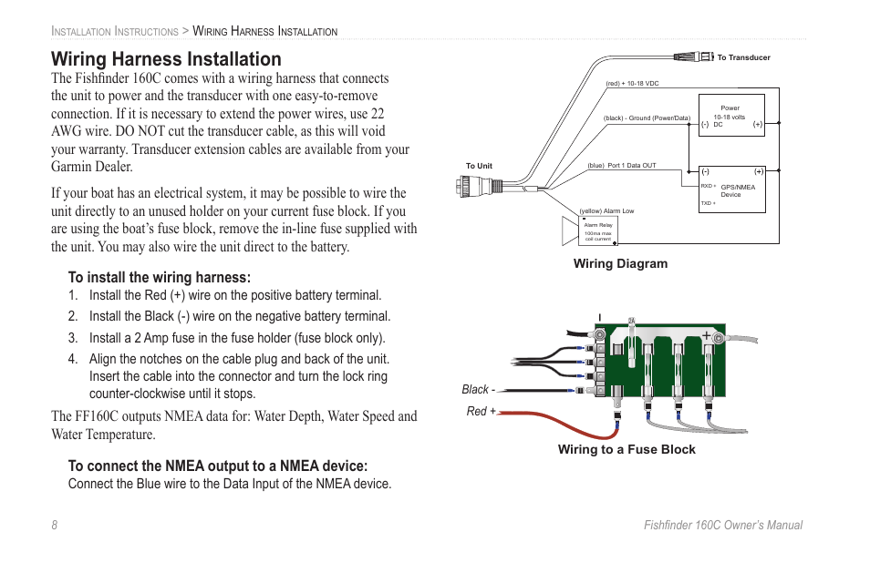 Wiring Harness Installation