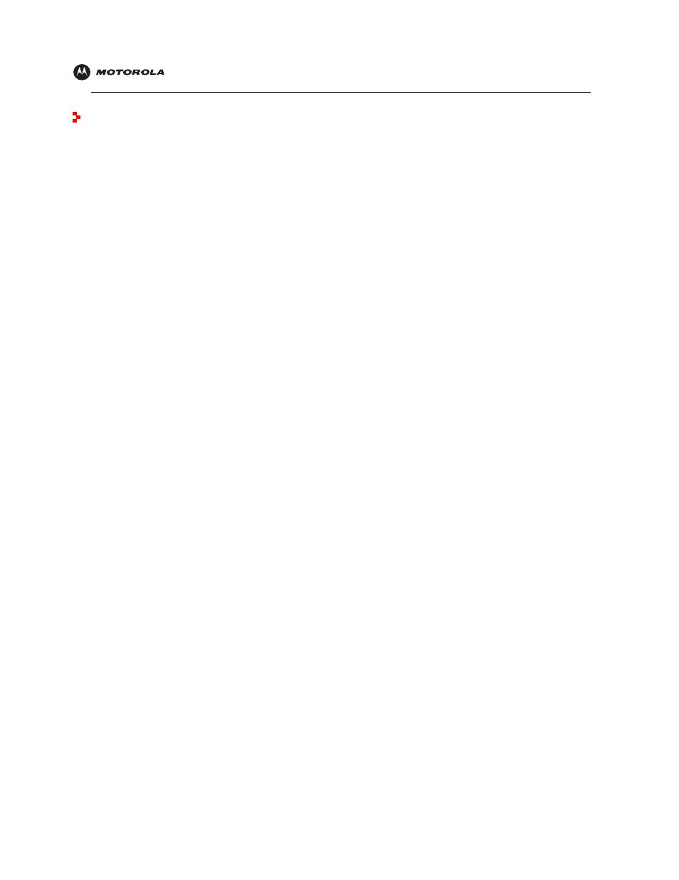 Manual del fabricante motorola sbv 5121 ono.