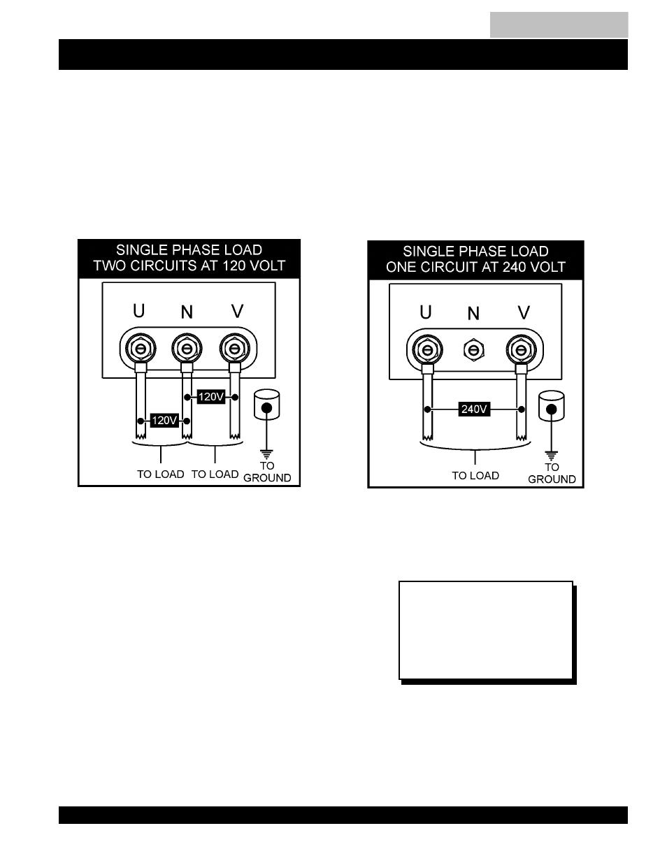 Multiquip Mq Power Duelweld Welder Ac Generator Blw 400ssw User Welding Circuit Diagram Manual Page 25